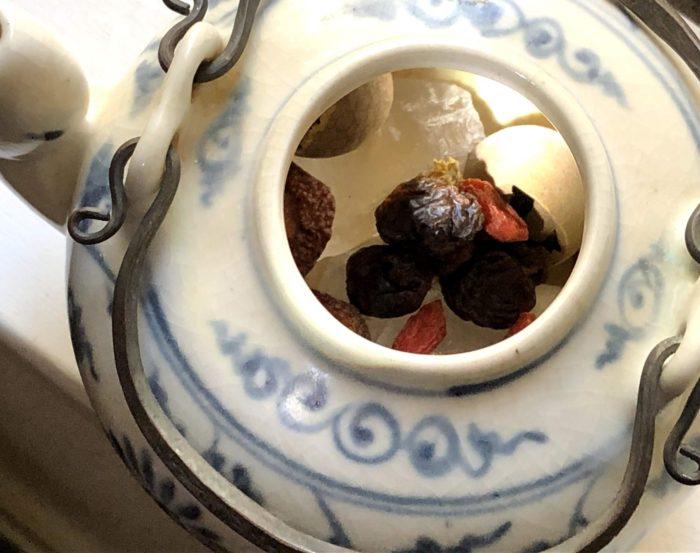 碗子-八宝茶-急須