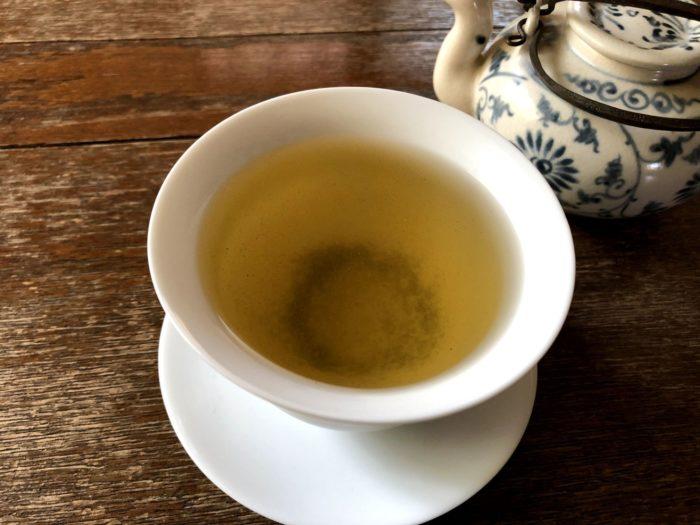 碗子-八宝茶-できあがり